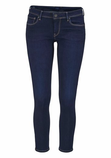 Pepe Jeans Skinny-fit-Jeans LOLA, mit Ankle-Leg