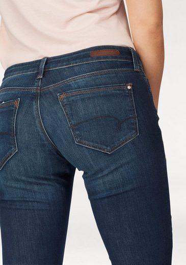 Skinny Mavi Aus jeans »lindy« Elastischem Materialmix fit Darkblue DIE2eWHY9