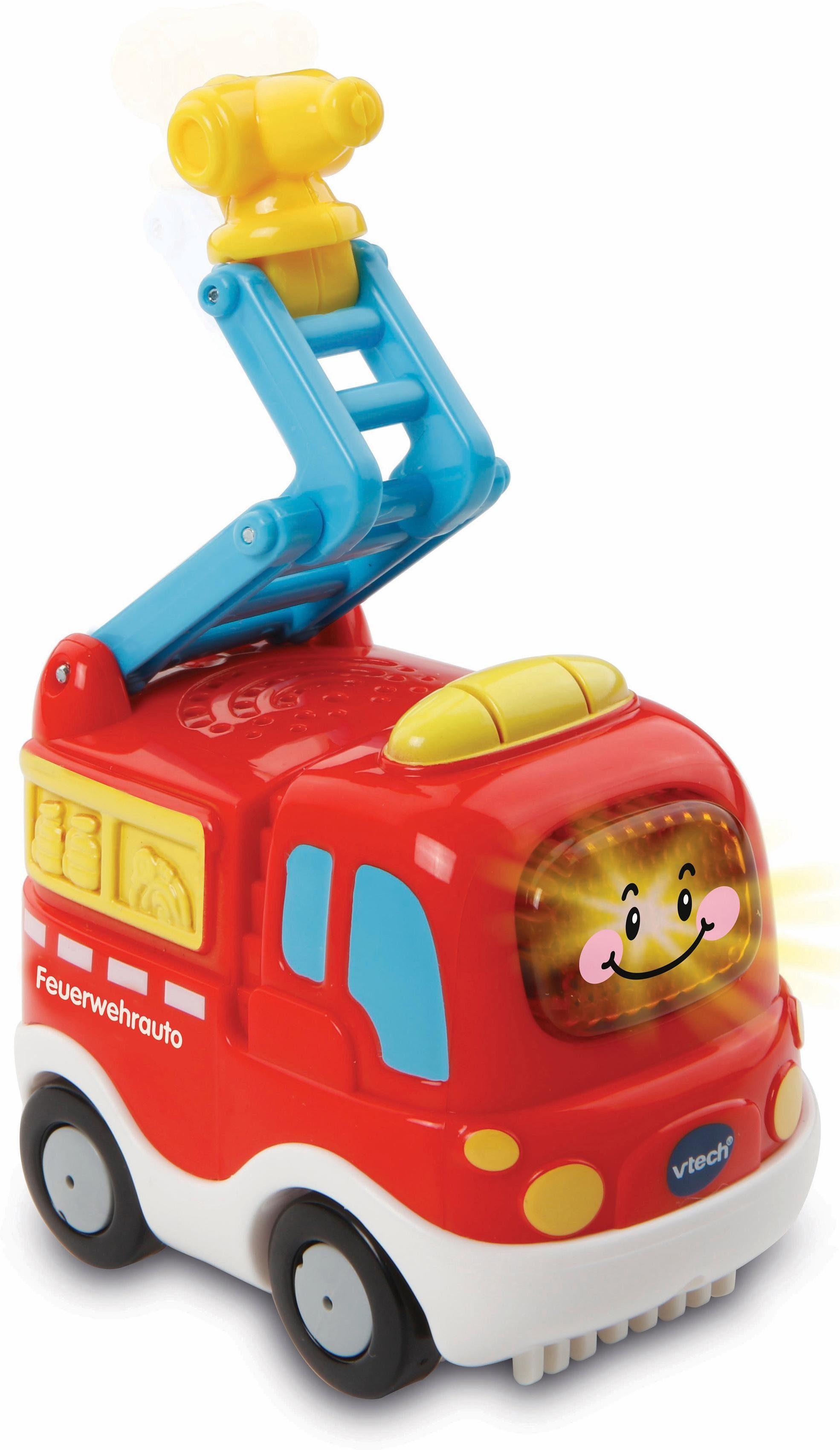 VTech Spielzeugauto, »Tut Tut Baby Flitzer Feuerwehrauto«