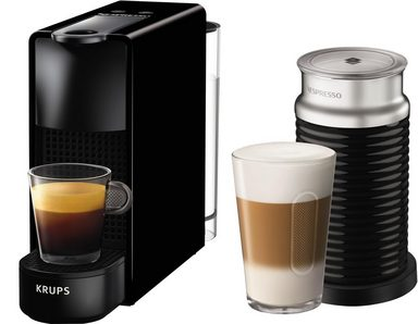 nespresso kapselmaschine xn1118 essenza mini bundle online kaufen otto. Black Bedroom Furniture Sets. Home Design Ideas