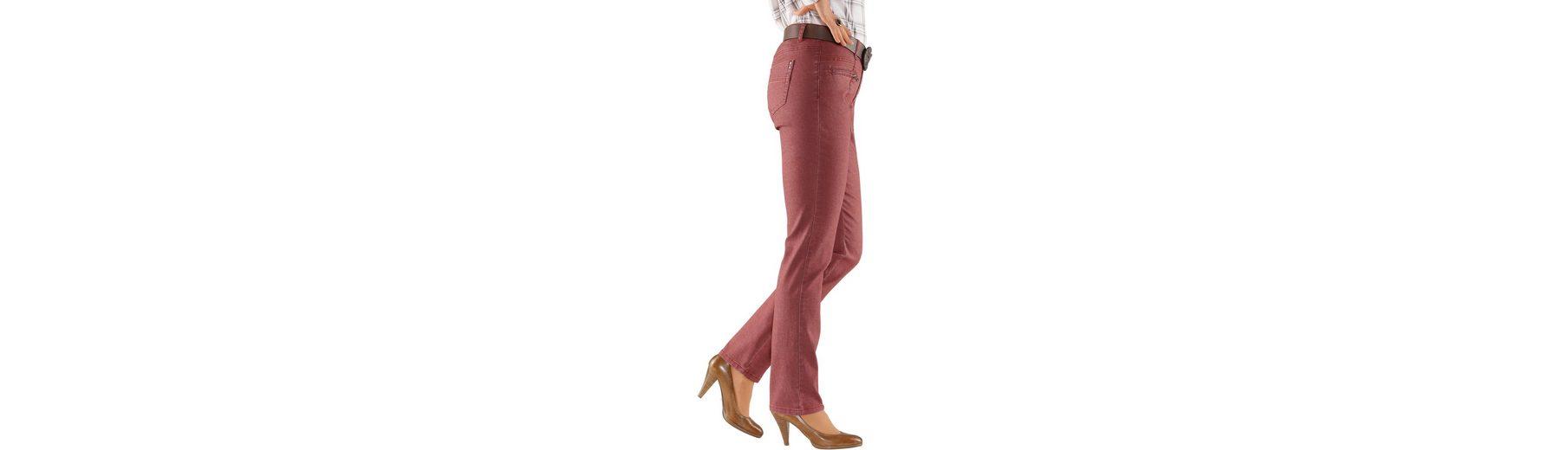 Freies Verschiffen Sast Günstiger Preis Top-Qualität Collection L. Jeans mit Ziernaht im Vorderteil Spielraum Günstigsten Preis v48HPEGK