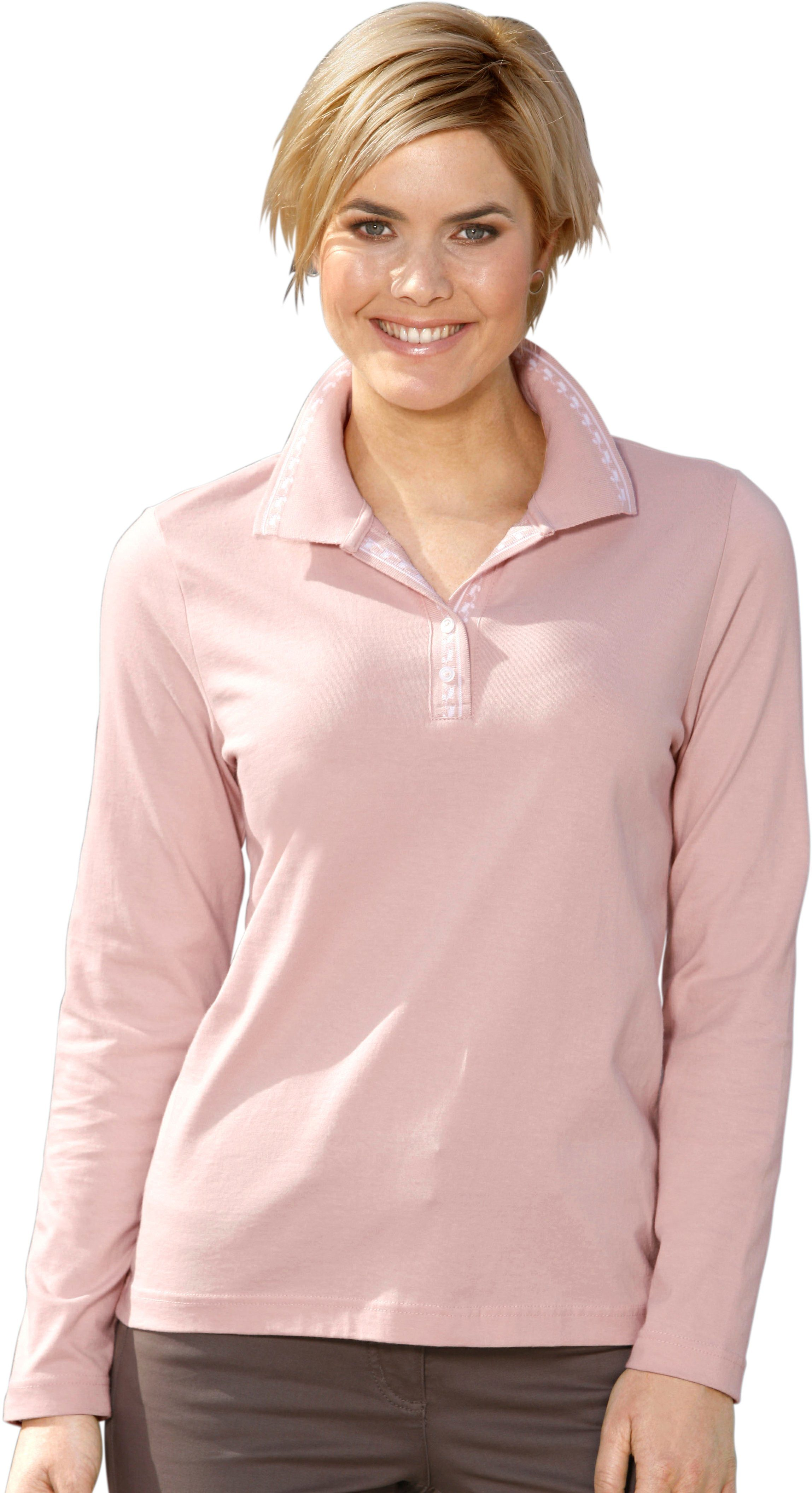Casual Looks Poloshirt in PURE WEAR-Qualität