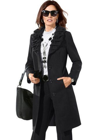LADY Пальто короткое с съемный Blütenb...