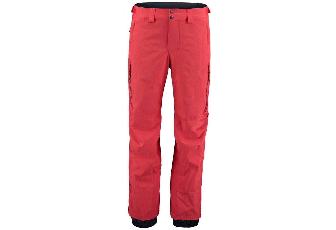 O´Neill Snowboardhosen »Construct«   Sportbekleidung > Sporthosen > Snowboardhosen   Rot   Polyamid - Polyester - Elasthan   O´Neill