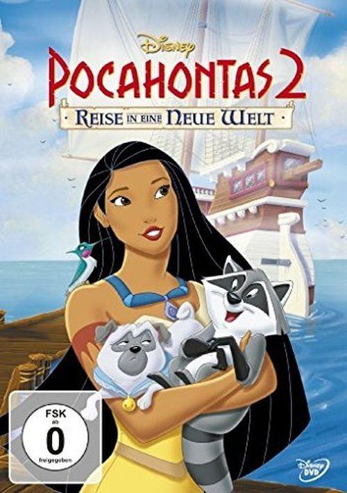 Disney DVD - Film »Pocahontas 2 - Reise in eine neue Welt (ohne SC Br«