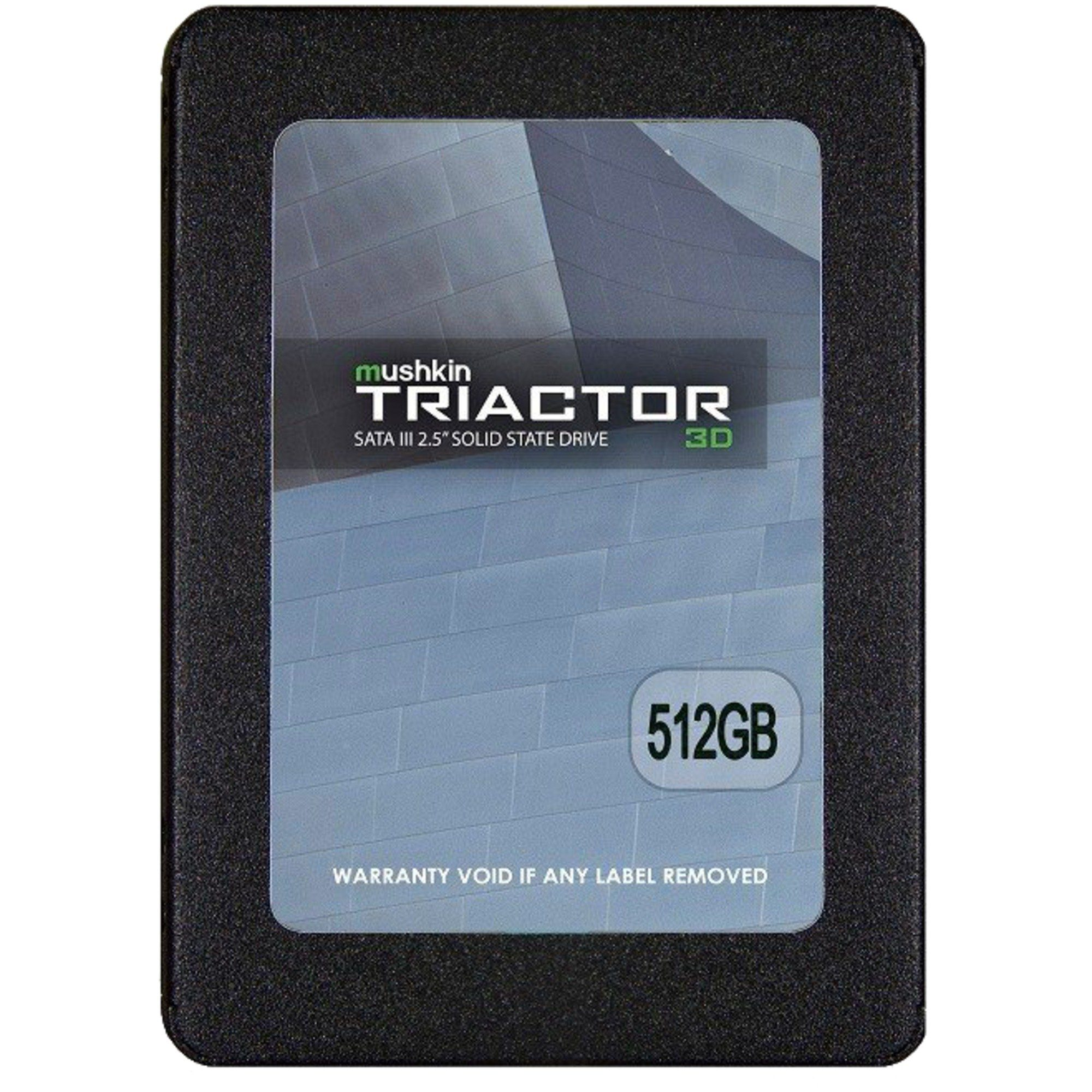 Mushkin Solid State Drive »Triactor 3DL 512 GB«