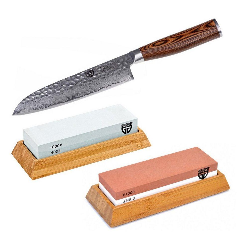 GRÄWE Damaszener Messer-Set »HAMMERSCHLAG« kaufen   OTTO