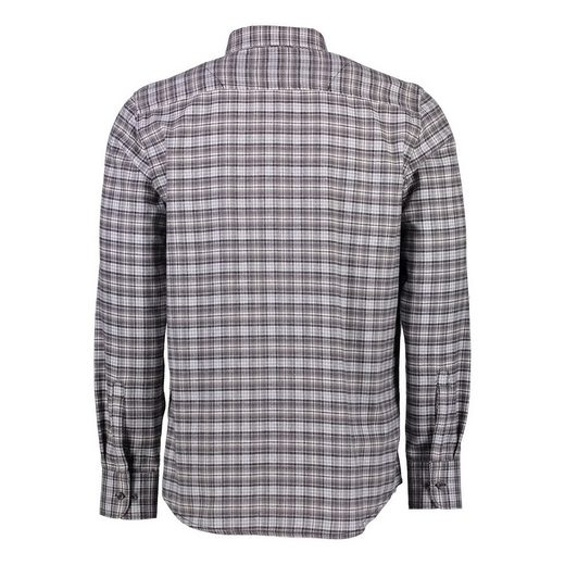 LERROS Langarmhemd in Twill-Karo