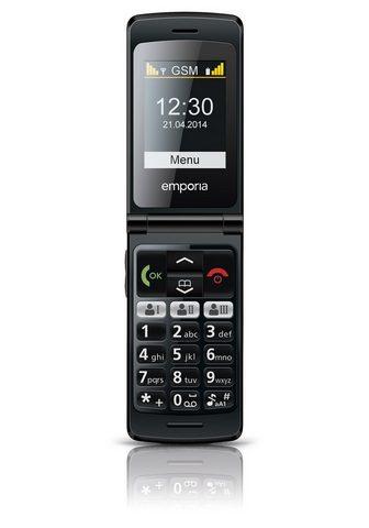 EMPORIA Mobilusis telefonas »FLIP basic«
