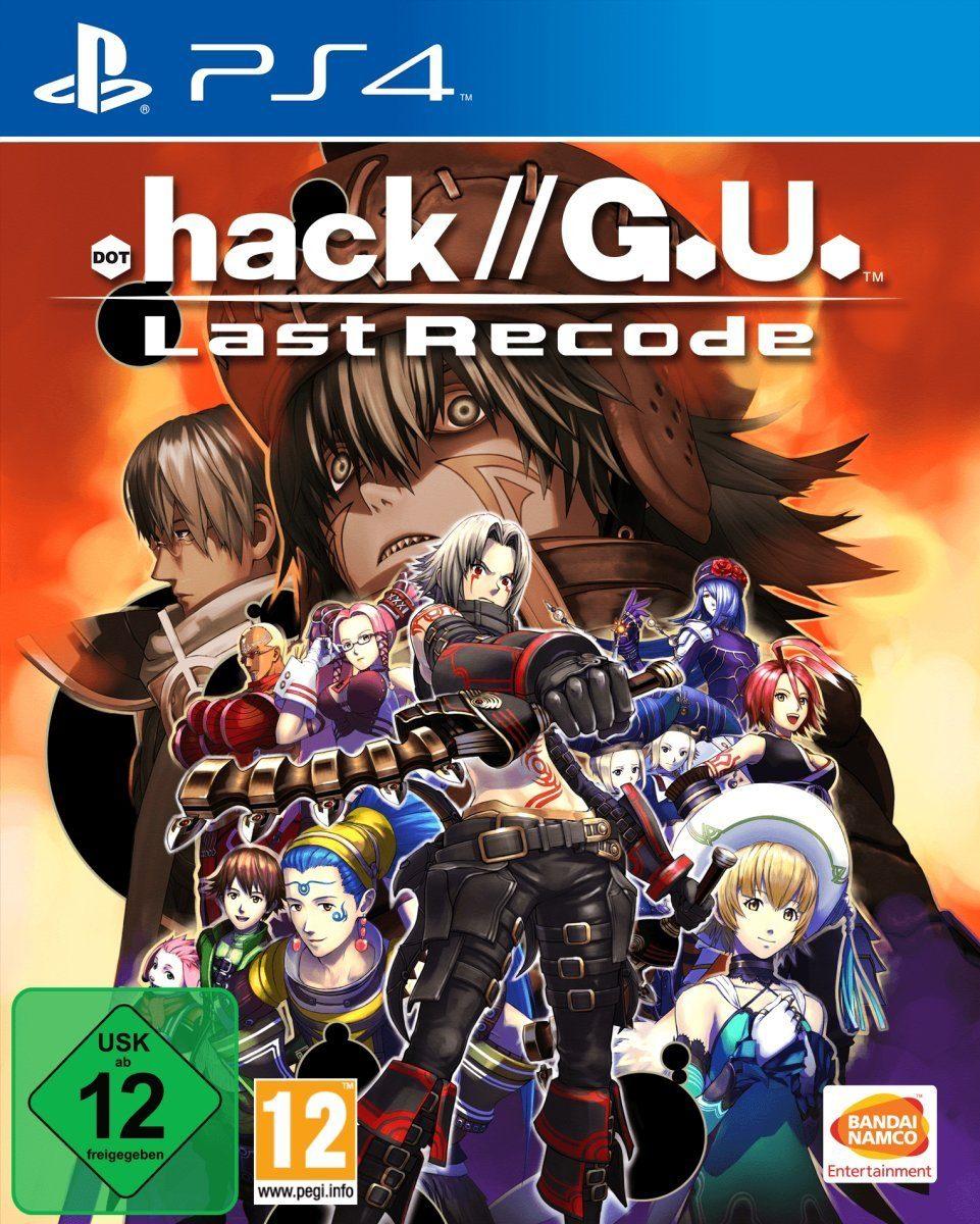 Bandai Namco .hack//G.U. LAST RECODE »PS4«