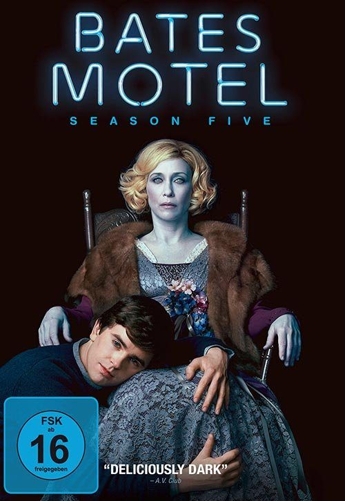 Universal DVD - Film »Bates Motel - Season 5«