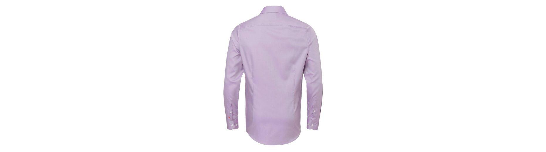 Verkauf 100% Authentisch Pure Langarm-Hemd City Red Slim Fit Billig Ausverkauf Store Große Diskont Online Einkaufen Outlet Online wLwI5pd0ue