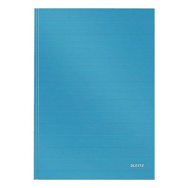 LEITZ Notizbuch A5 kariert - 160 Seiten »Solid 4666«