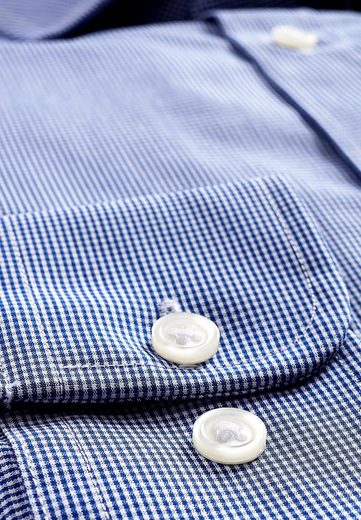 Next Shirt With Mini-vichy Checks