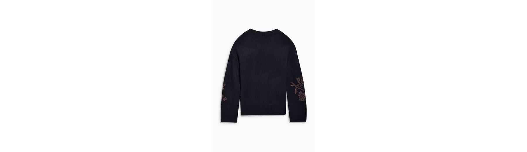 Next Pullover mit Stickerei Spielraum Veröffentlichungstermine Factory Outlet Günstig Online Rn9dm1qlEo