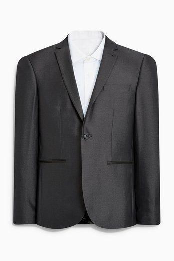 Next Baukasten-Anzug-Sakko mit fallendem Revers