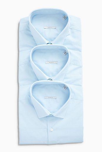 Next Hemden, 3er-Pack 3 teilig