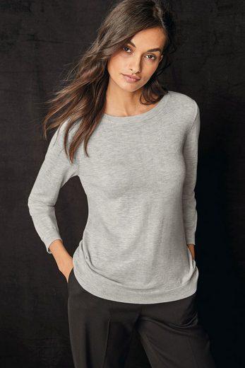 Next Pullover mit Rundhalsausschnitt