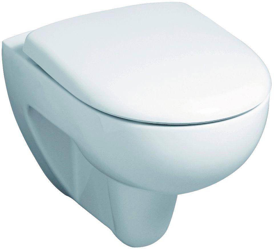 KERAMAG Wand WC »Renova Nr. 1«, Spülrandlos, mit Kera-Tect®