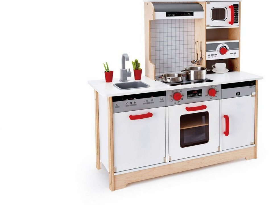 Hape Kinderküche,  Multifunktionale Spielküche