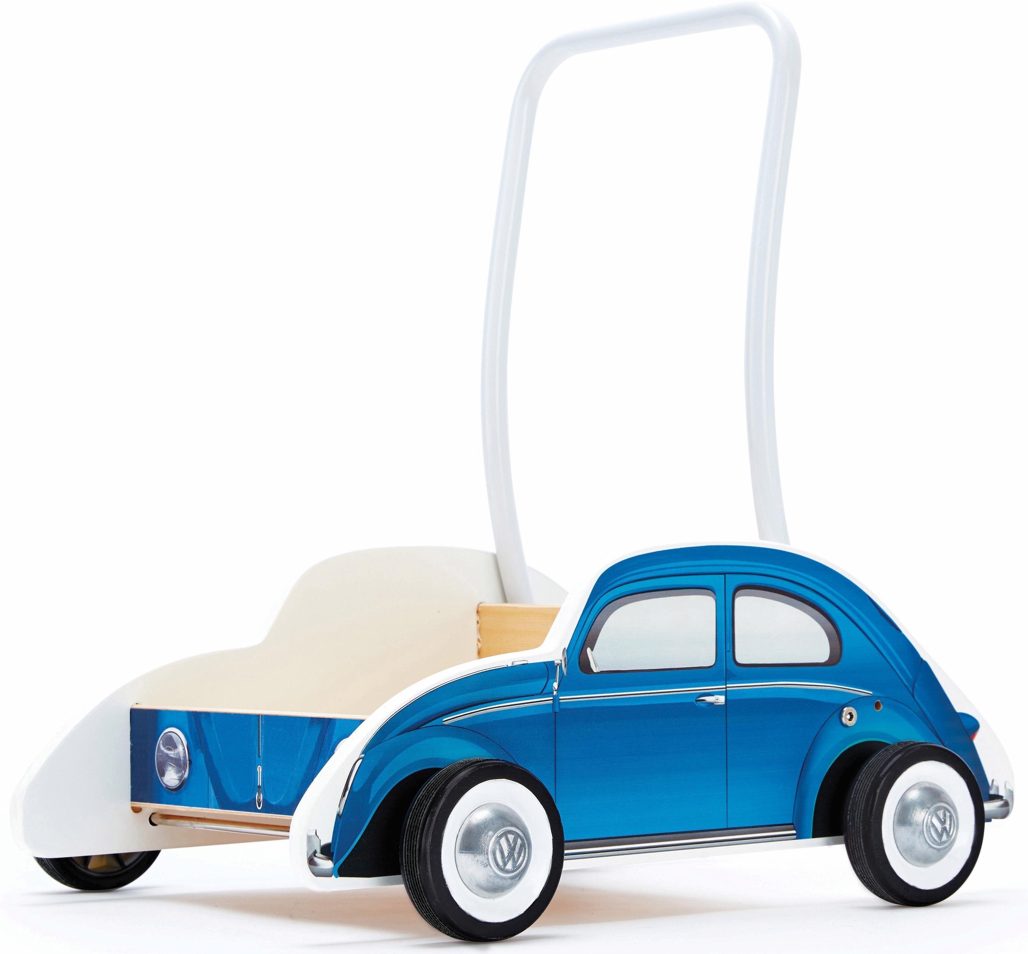 Hape Lauflernwagen, »VW Käfer, blau«