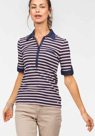 7d371c28816e9e Kurzarm Damen Poloshirts online kaufen