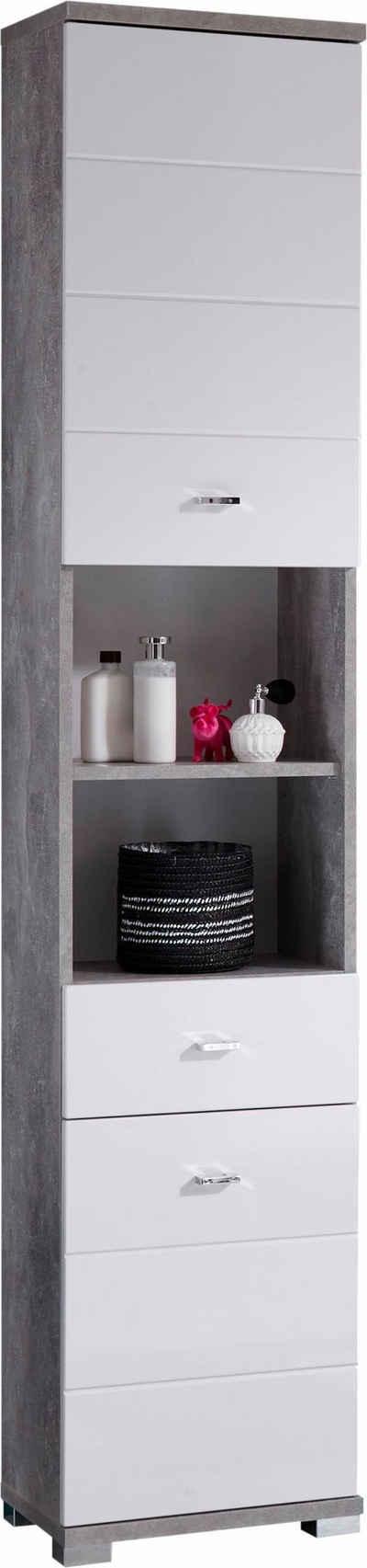 Bad-Hochschrank » Badezimmer Hochschrank schmal & breit | OTTO