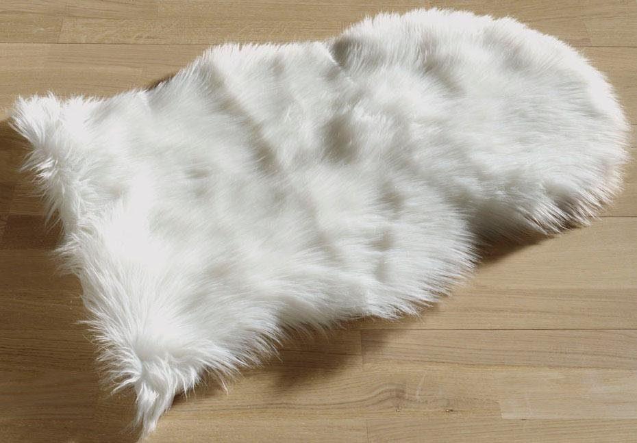 teppich schaffell imitat b ing carpet rechteckig h he. Black Bedroom Furniture Sets. Home Design Ideas