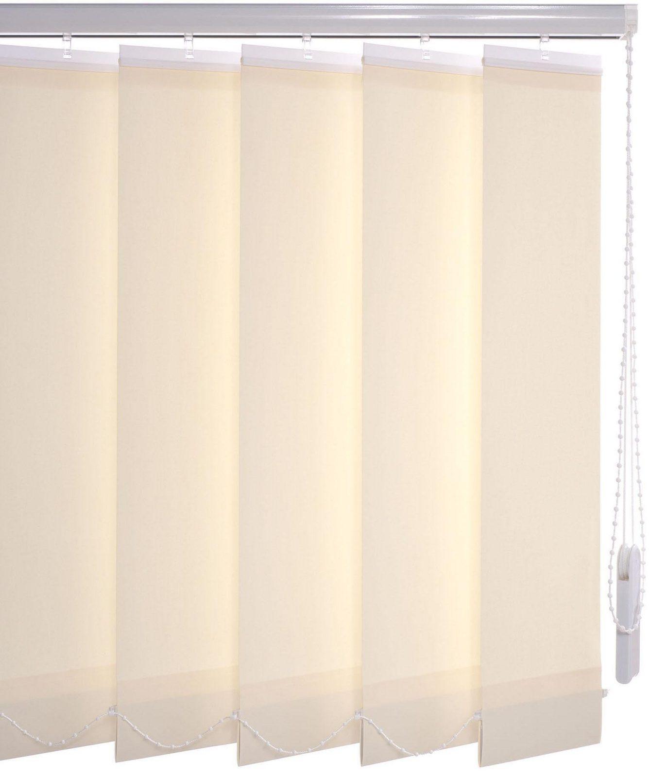 Lamellenanlage, Liedeco, »Vertikalanlage 89 mm«, mit Bohren