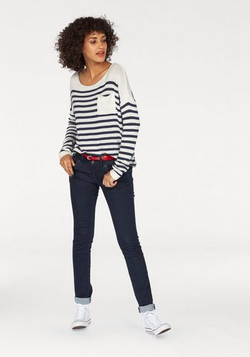 Ltb Knitted Sweaters Igema, In Stripes Design
