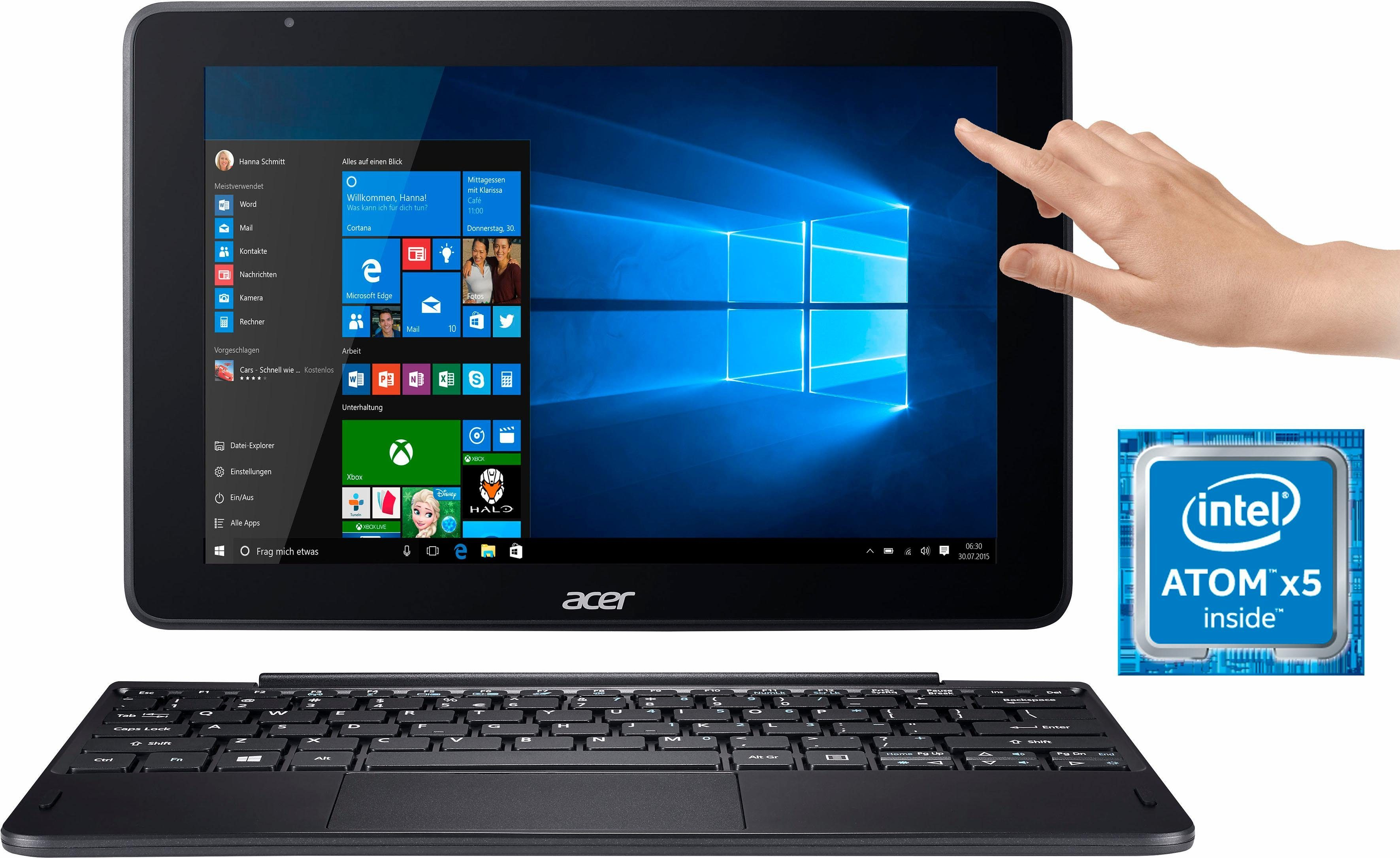 Acer One 10 (S1003-14LN) Notebook, Intel® Atom™, 25