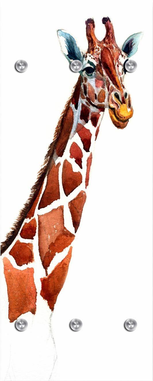 Garderobe »Giraffe« 50/125 cm