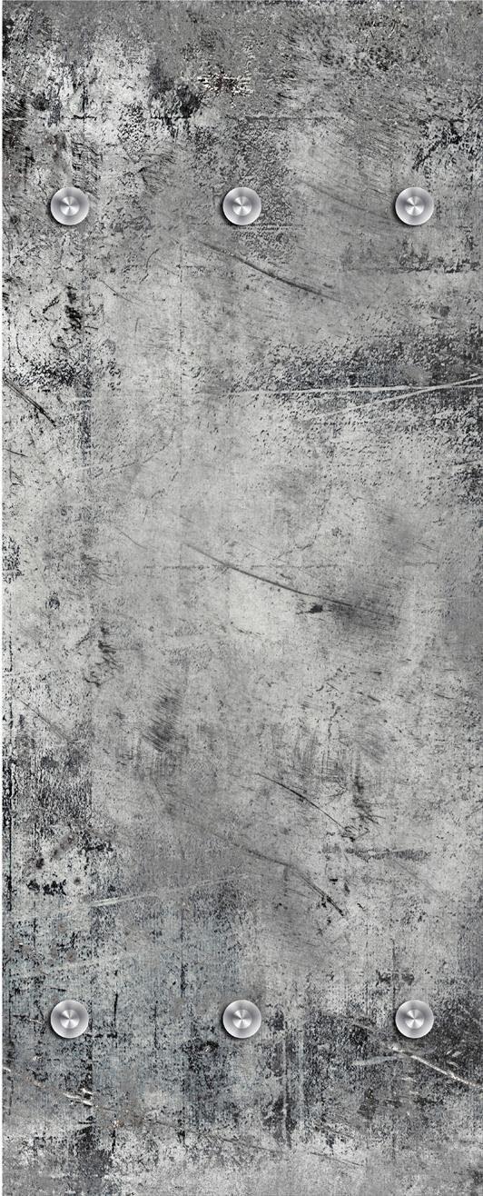 Garderobe »Betonoptik« 50/125 cm