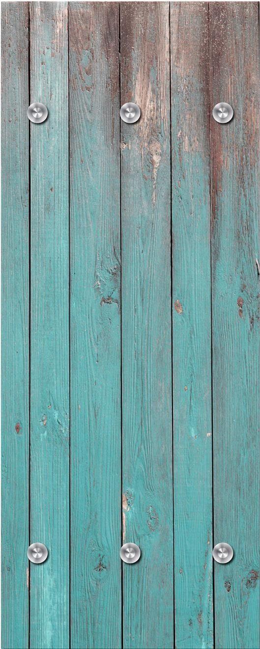 Garderobe »Holzbretter« 50/125 cm