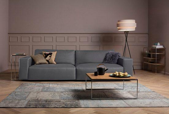 GALLERY M branded by Musterring Big-Sofa »Lucia«, in vielen Qualitäten und 4 unterschiedlichen Nähten, 2,5-Sitzer