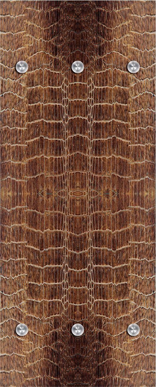 Garderobe »Lederoptik« 50/125 cm
