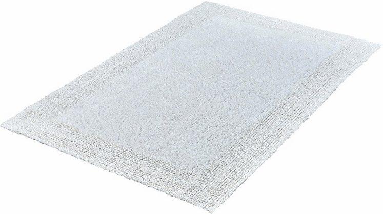 Badematte »Cotone« Kleine Wolke, Höhe 9 mm, fußbodenheizungsgeeignet, beidseitig verwendbar