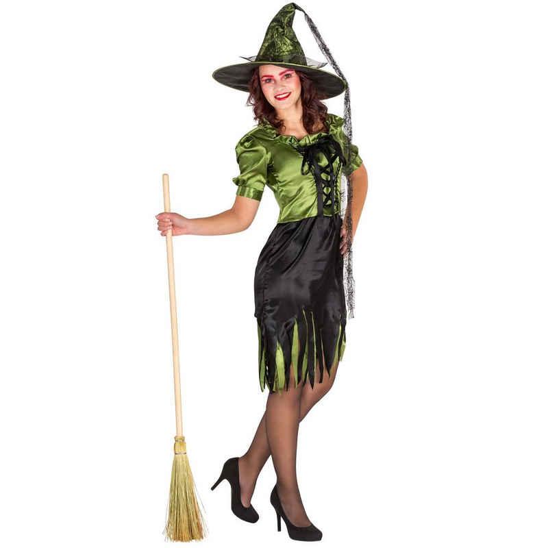 dressforfun Hexen-Kostüm »Frauenkostüm sexy Witch«