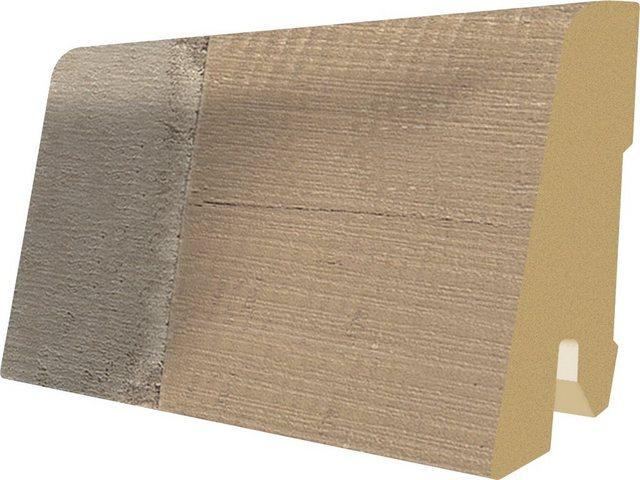 Egger Sockelleisten passend zum Laminat Megafloor M1, century wood