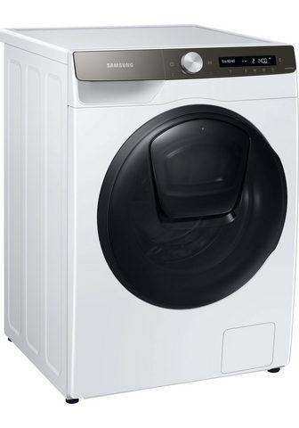 Samsung Skalbimo mašina-džiovyklė WD80T554ABT ...