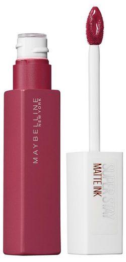 MAYBELLINE NEW YORK Lippenstift »Superstay Matte Ink«