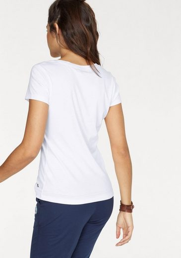 Tom Tailor Polo Team T-Shirt, mit großem Front-Print
