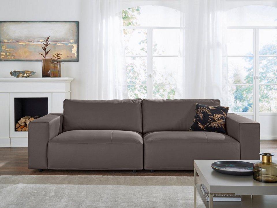 Gallery M Big Sofa 3 Sitzer Lucia In Vielen Qualitäten Und 4