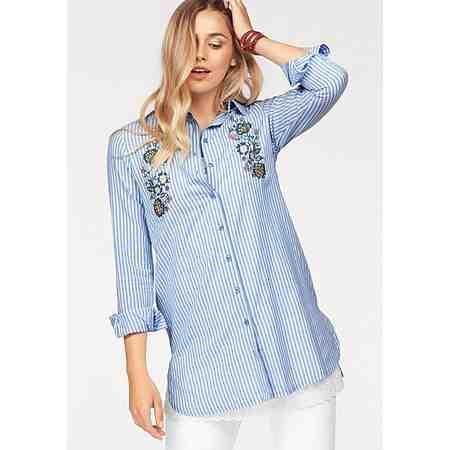 Damen Blusen für jede Jahreszeit. Zarte Stoffe und tolle Farben bei OTTO.