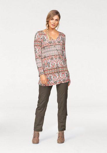 Boysen's Longshirt, im Ethno-Look