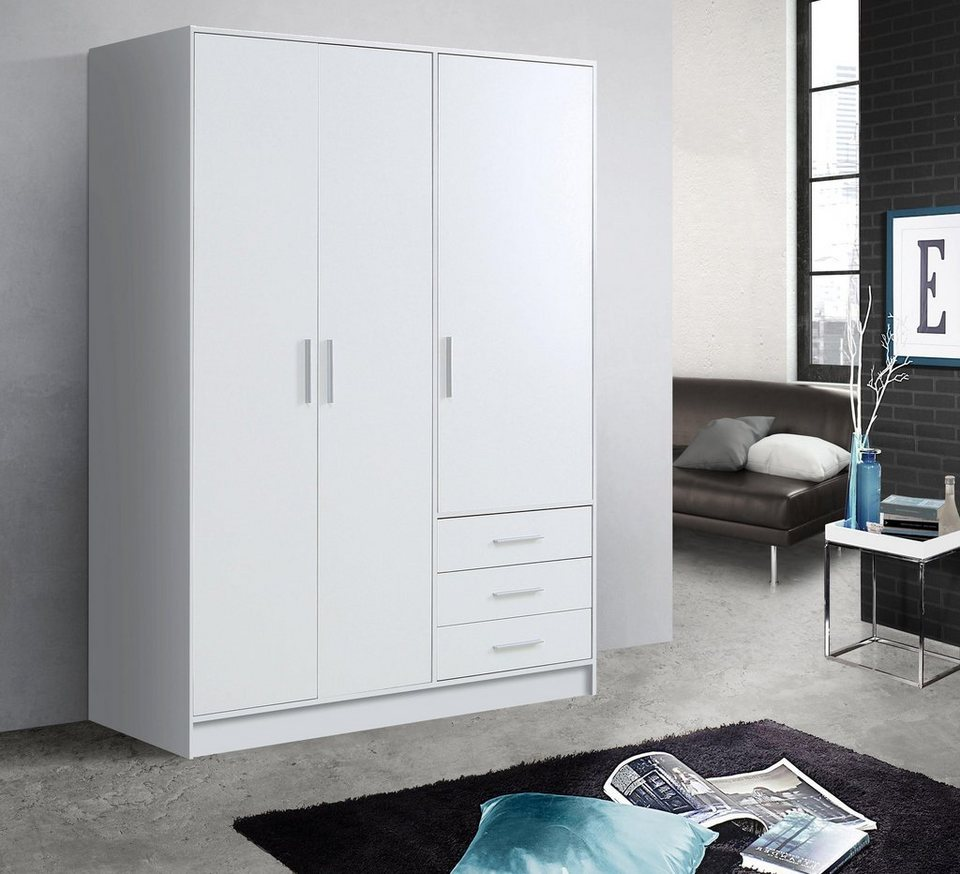 forte kleiderschrank in diversen ausf hrungen otto. Black Bedroom Furniture Sets. Home Design Ideas