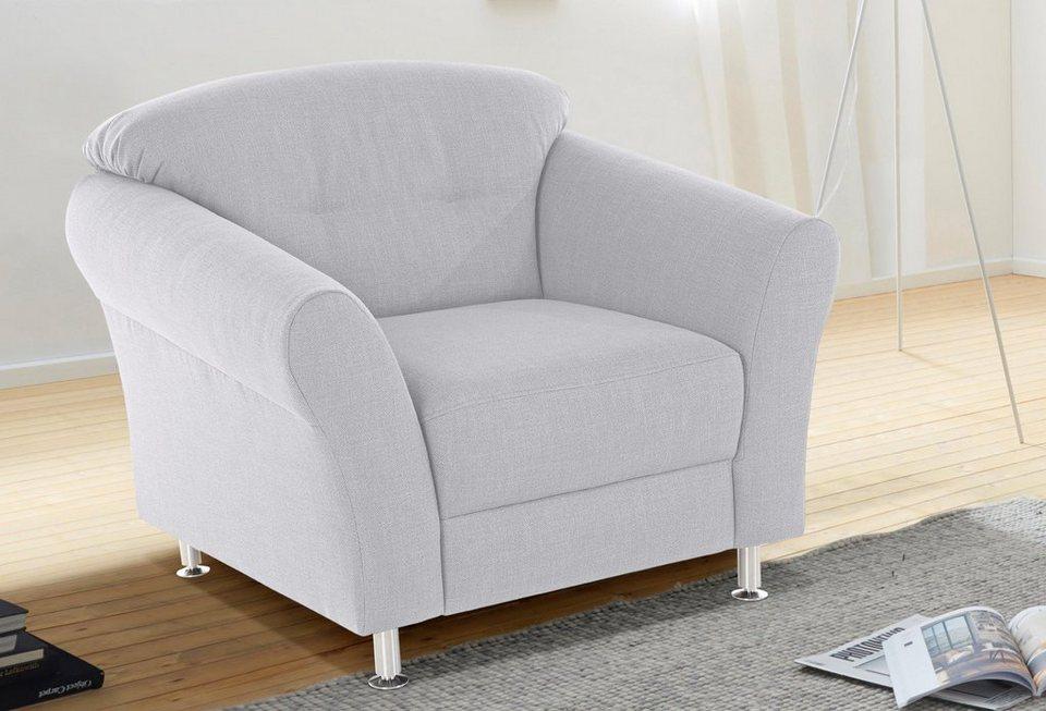 sit more sessel mit federkern online kaufen otto. Black Bedroom Furniture Sets. Home Design Ideas