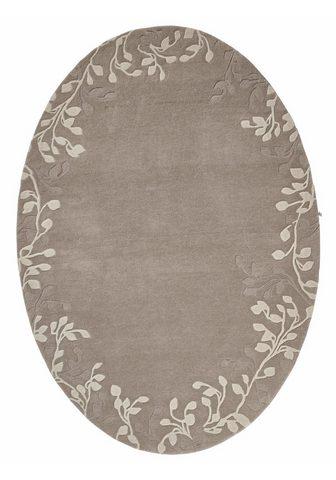 HEINE HOME Ilgo plauko kilimas marginta gėlėmis