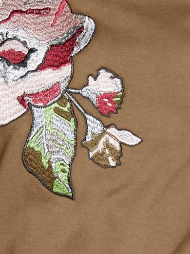 Rick Cardona By Heine Sweatshirt With Embroidery