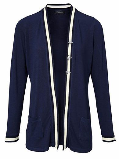 Patrizia Dini By Heine Shirt Jacket Verschlusslos